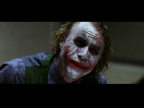 Фан-видео~Джокер и Бэтмен. •Слеза•Мой самый лучший друг и самый злейший враг.