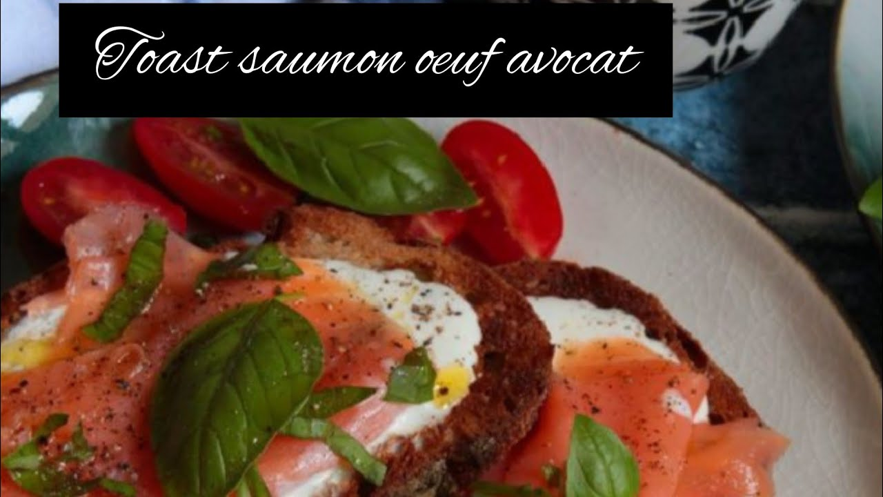 Toast A L Avocat Super Facile A Faire Et Tres Tres Delicieux Youtube