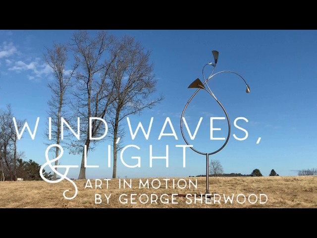 Behind the Scenes with artist George Sherwood