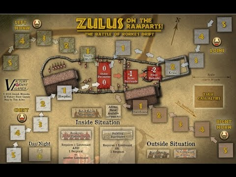 Hands On: Zulus on the Ramparts!