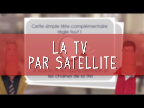 Recevoir la télévision par satellite [Internet par Satellite-NordNet]