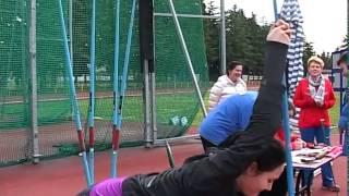 В Сочи установлен рекорд России по легкоатлетическому метанию. Новости 24 Сочи Эфкате