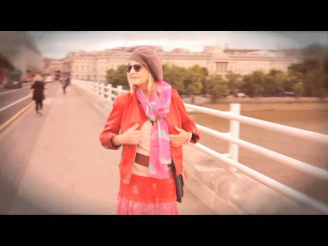 TWIGGY - WATERLOO SUNSET (2011) from the album 'Romantically Yours' (EMI)