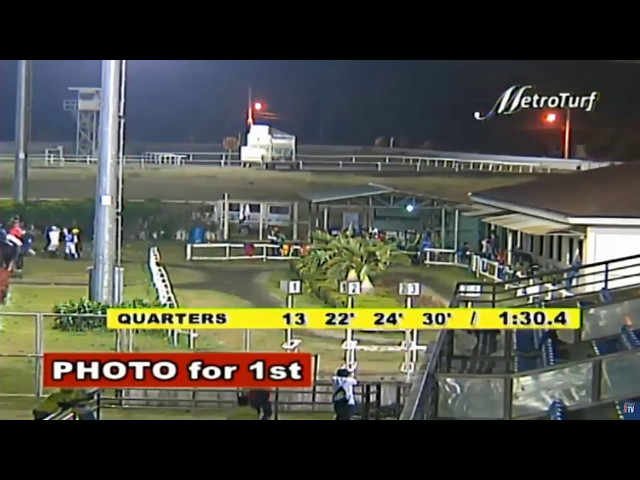 BATANG ROSARIO - RACE 5 - MMTCI HORSE RACING REPLAY - MARCH 12, 2020 BAYANG KARERISTA
