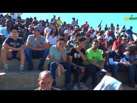 COUPE D'AFRIQUE DES COMMUNAUTÉS RÉSIDENTES AU MAROC: CÉRÉMONIE  D'OUVERTURE