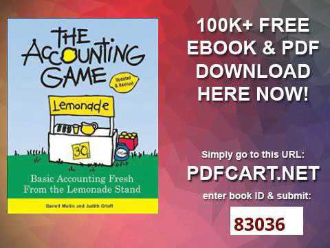 The Accounting Game Pdf