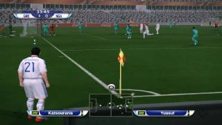 PES 2010 FIFA World Cup South Africa PC Gameplay HD