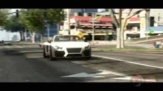 Grand Theft Auto V - второй трейлер GTA 5 на русском (HD)