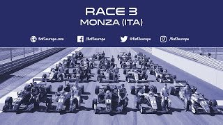 6th race of the 2017 season at Monza