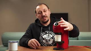 NESCAFÉ Dolce Gusto Genio S Plus Automatic Coffee Machine Red by Krups - Unboxing