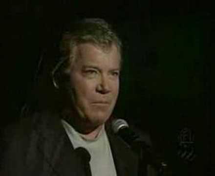 William Shatner Chords