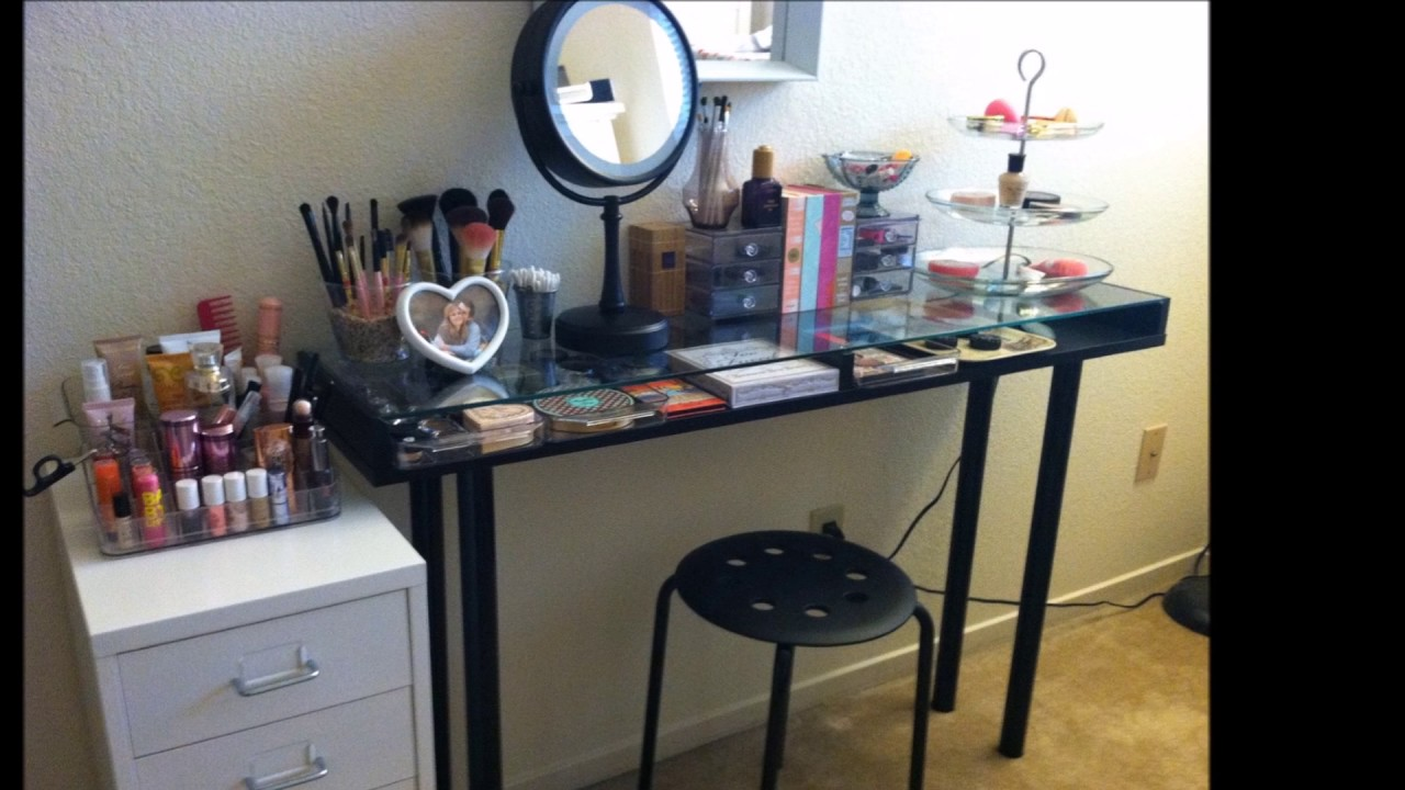 Beautiful Diy Vanity Table Decoration Ideas Youtube