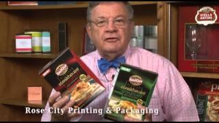 Rose City Printing & Packaging's Premium Steakhouse Package For Idahoan Foods