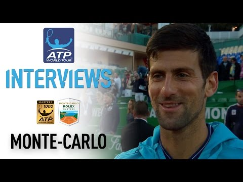 Djokovic Discusses Carreno Busta Test At Monte-Carlo 2017