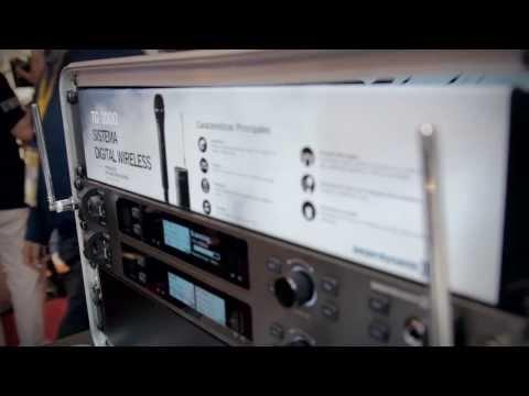 Equaphon en CAPER 2013 presentando beyerdynamic TG1000