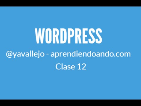 WordPress - Creación de temas - Clase 12 - Creando el Category.php ...