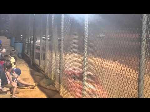 Harris Speedway FWD Main Event 9•20•14
