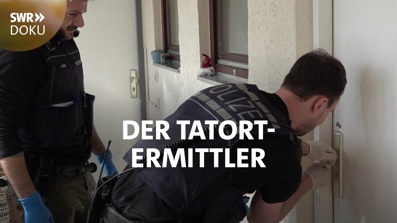 Der Tatort-Ermittler - Kommissar im Kripo-Einsatz   SWR Doku