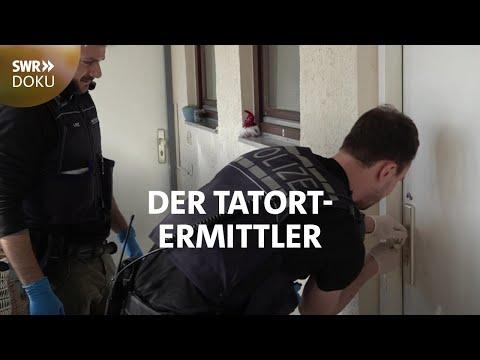Der Tatort-Ermittler - Kommissar im Kripo-Einsatz | SWR Doku
