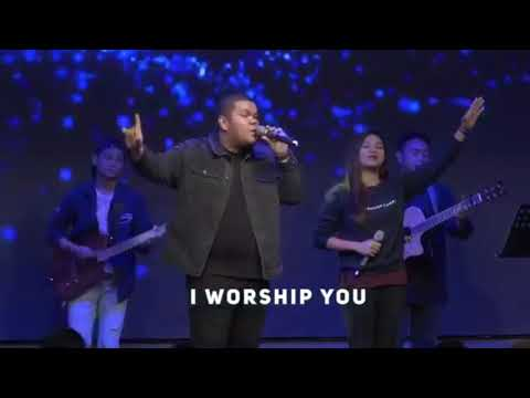 When I Look into Your Holiness by Wayne & Cathy Perrin (Live Worship led by Lee Simon Brown)