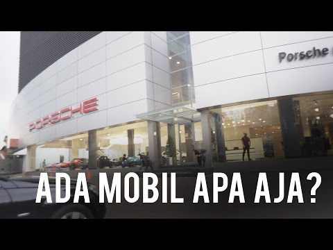 Showroom Porsche Indonesia