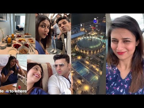 Divyanka Tripathi Enjoying In Macau With Husband Vivek Dahiya 😍😍
