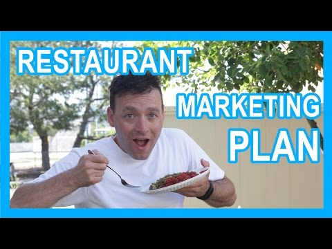 Restaurant Marketing Plan - Social Media