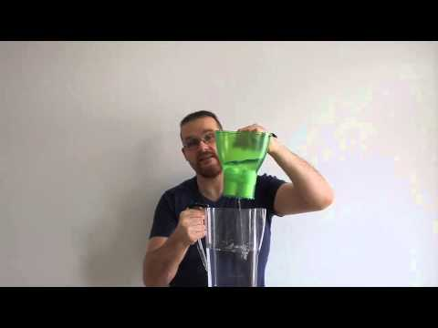 Christian Checkt BWT Tischwasserfilter !