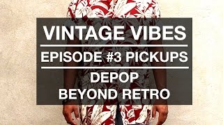 Vintage Vibes: Episode #3 Pickups | Depop & Beyond Retro