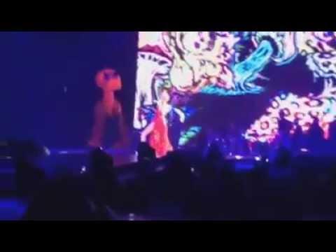 Miley Cyrus Best of Both Worlds Live Bangerz Tour