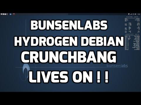 Bunsenlabs Debian Linux - Crunchbang Linux Reborn!