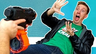 funny nerf moments