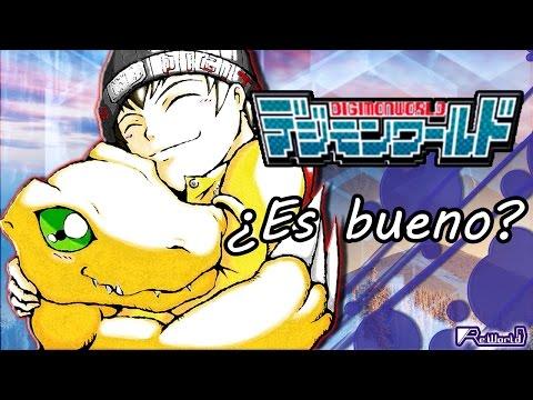 Análisis: Digimon World ¿Es Bueno?