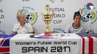 USA Futsal Women's World Cup Highlights Video