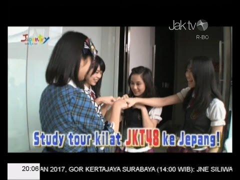 [FULL] EP 3 JKT48 & AKB48 Team 8 @ JAPAN TRY JAK TV 170122