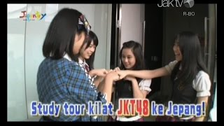 [FULL] EP 3 JKT48 & AKB48 Team 8 @ JAPAN TRY JAK TV 170122