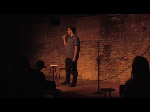 Peter Moller: Stand-up After Dark