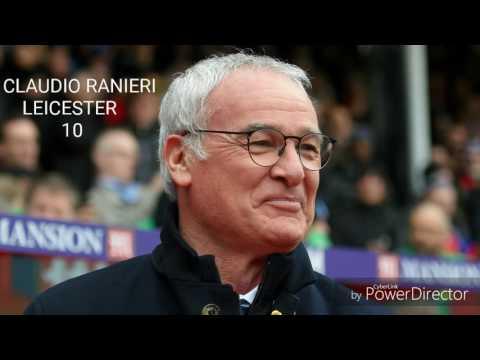 Top 10 Coach. Jurgen Klopp, Ancelotti, Zidane...
