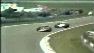 Alan Jones vs Gilles Villeneuve Dutch Grand Prix 1979