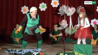 Santaikos teatro spektaklis Coliukė