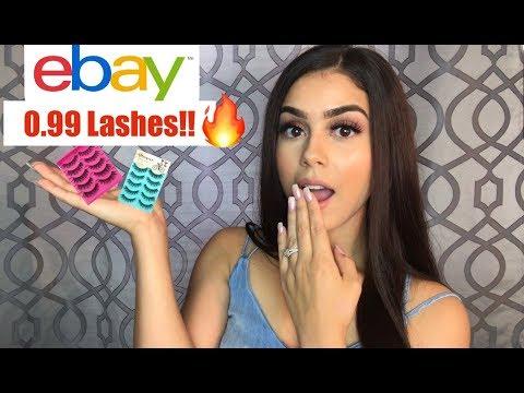 05a19df2bd0 Best & Cheapest Ebay False Eyelashes | 99 Cent | Dollar Lashes