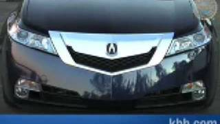 2009 Acura TL Review - Kelley Blue Book