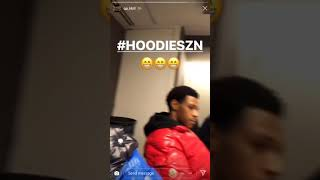 A BOOGIE - STARTENDERS (HOODIE SZN SNIPPET)
