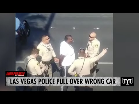 Las Vegas Police Pulled Over The WRONG CAR