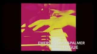 Emerson Lake & Palmerの1972年のアルバム「Trilogy」の間奏曲、Fugueを...
