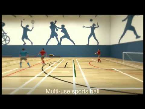Transforming Leisure: Lisnasharragh Leisure Centre: Fly Through Video