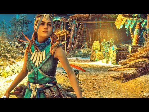 Horizon Zero Dawn #35: Quem pode ser Matriarca? - Playstation 4 gameplay