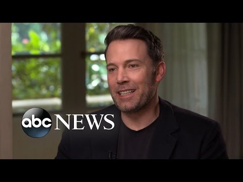 'Batman v Superman' | Ben Affleck on Why He Wanted to Be Batman