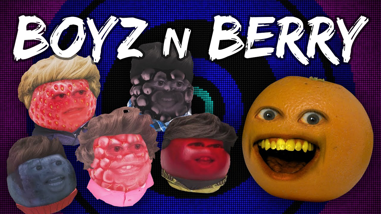 berryannoying