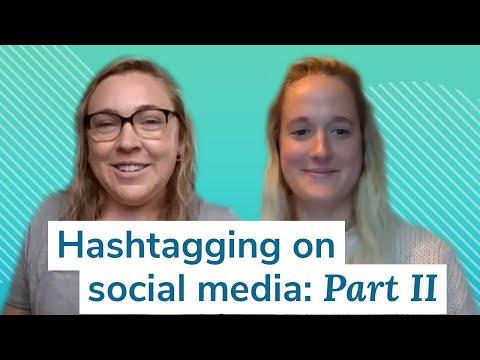 Hashtag Marketing: Instagram, Pinterest, YouTube & TikTok | Monday Marketing Minute by Oneupweb